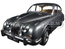 1962 JAGUAR MARK 2 3.8 GUNMETAL LHD 1/18 DIECAST MODEL CAR BY PARAGON 98323