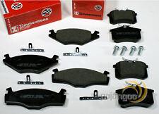 Vw Golf 2 II Gti - Zimmermann Bremsbeläge Bremsklötze Bremsen für vorne hinten*