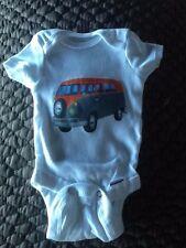 VW BUS Baby Onesie, 18m, Bus, Beetle, Van, New Born