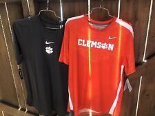 Clemson  Dri Fit Tee Shirts Nike