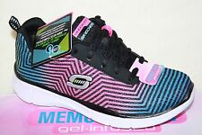 Skechers 81794L Equalizer Expect Miracles Athletic Shoe Girls Youth SZ 12