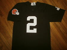 CLEVELAND BROWNS TIM COUCH 2 JERSEY Football NFL Licensed vtg 00s Youth Large