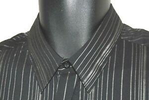NEU ! FERRE FERRÈ  Manschetten Hemd shirt chemise L neu 185€ brand new sehr edel