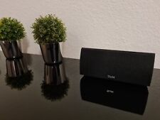 TEUFEL CS 35 C Lautsprecher Center Box Schwarz 160W Speaker aus Consono 25 Set