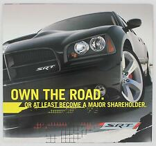 Daimler Chrysler 2005 SRT Sales Brochure / Literature