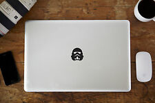 "Storm Trooper Decal Sticker Para Apple Macbook air/pro Laptop de 12 ""de 13"" 15 """