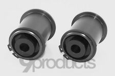 Porsche Boxster / 996 Rear Trailing Arm Spherical Bushing Set, Fully sealed