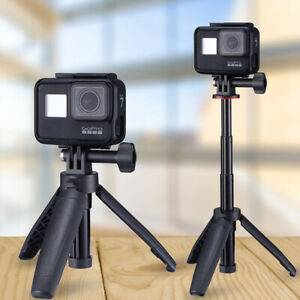 Mini Handheld Desktop Selfie Stick Tripod For GoPro Hero 9 8 7 6 5 Xiaomi Yi DJI