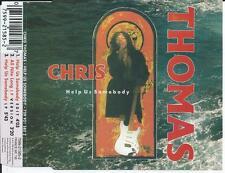CHRIS THOMAS - Help us somebody CDM 3TR GERMANY 1990 VERY RARE!