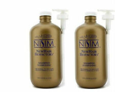 Nisim Shampoo (For Normal to Oily Hair) 1L size - 2 Shampoo Combo Sulfate FREE