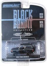 GREENLIGHT BLACK BANDIT SERIES 9 1966 FORD BRONCO  1/4,500