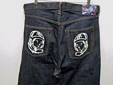 Billionaire Boys Club Blue Jeans BBC astronaut size L Excellent condition 37x32