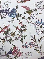 Brunschwig & Fils Charlotte Moss Edith's Reverie Kravet Floral home Decor Fabric