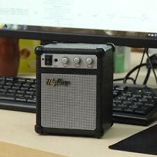 4'' Micro Portable 5-watt Battery Powered Guitar Amp Amplifier 4 ohms w/ USB
