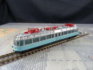 Fleischmann 7410 N Elektrotriebw. Gläserner Zug BR 491 Fl 1017 Guter Zustand OVP