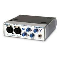 Recording Equipment- PreSonus FireBox XLR recorder - LOOK!