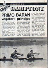 MA110-Clipping-Ritaglio 1969 Primo Baran