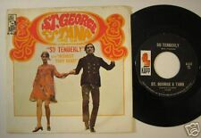 Picture Sleeve St. George & Tana Kapp 832 Without Your