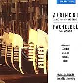 CD Albinoni: Adagio; Pachelbel: Canon; etc / Musica da Camera Woodcock King UK