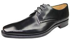 Loake Schuhe 253 Plain Derby rahmengenäht Brush Leder Auslaufmodell Sonderpreis!