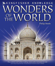 Kingfisher Knowledge: Wonders of the World-ExLibrary