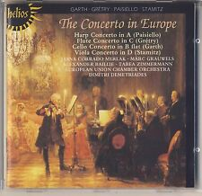 Garth, Gretry, Paisiello, Stamitz - Demetriades: Concerto in Europe Very Good