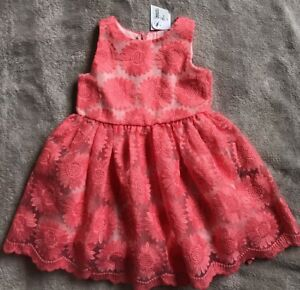 TARGET Coral Fully Lined Party Dress Size 2 *BNWT*. Combined Post