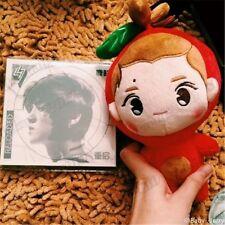 "Kpop EXO XOXO Planet #2 Luhan Little Apple 9"" Plush Toy Stuffed Doll Handmade"