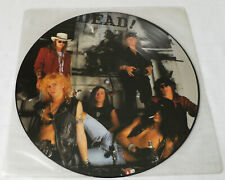 """GUNS N' ROSES Don't cry GERMANY PICTURE DISC 12"""" GEFFEN GET-21678 (1991) EX"""