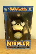 "Futurama ""Nibbler"" 8"" Figure From Moore Action Collectibles Rare"