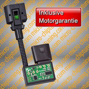 Micro Chiptuning VW Tiguan I (5N) 2.0 TDI 150PS Tuningbox mit Garantie
