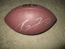 Baltimore Ravens RAY LEWIS Signed NFL Football