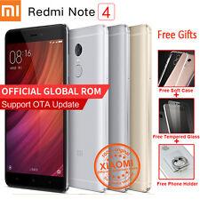 "5.5"" Xiaomi Redmi Note 4 Prime Deca Core 4GB+64GB/3GB+32GB 4100mAh 4G Smartphone"