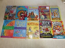 Childrens Chapter Books lot of 10  Paperback