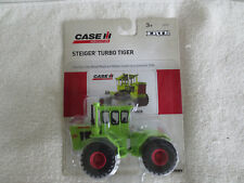 ERTL 1/64 SCALE CASE IH STEIGER TURBO TIGER 4WD FARM TOY TRACTOR