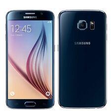BNIB Samsung Galaxy S6 64GB SM-G920F Black Factory Unlocked 4G LTE 3G Simfree