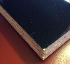 Black Gloss Plinth Shelving Board 1350 x 160mm 18mm