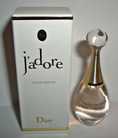 Christian DIOR J´adore Eau de Parfum MINIATUR 5ml EDP Duft Mini Fragrance Sample