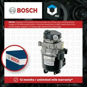 Electric Power Steering Pump fits MINI ONE 1.6 01 to 06 W10B16A PAS Bosch