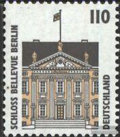 BRD (BR.Deutschland) 1935A R mit Zählnummer postfrisch 1989 Sehenswürdigkeiten