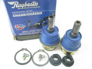 (2) Raybestos 505-1296 Suspension Ball Joint - Front Lower