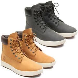 Timberland Cityroam 6 Inch Sneaker Stiefel Herren Leder Schuhe Stiefelette Boots