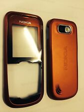 Nokia 2600c Classic Front & Rear Housing in Copper - Original. Brand New in pack