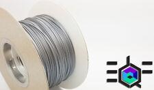 3DQF Midnight Silver UK Made 3D Printer Filament PLA 1.75mm All 3D Aldi Balco