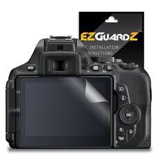 2X EZguardz Clear Screen Protector Shield HD 2X For Nikon D5600