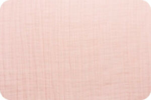 Shannon Fabrics Embrace Double Gauze - Baby Pink - by the yard