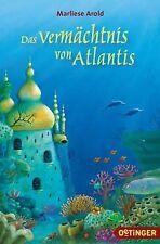 Das Vermächtnis von Atlantis von Arold, Marliese | Buch | Zustand gut