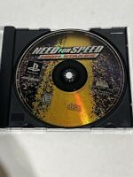 Need for Speed: High Stakes (Sony PlayStation 1, 1999) PS1 Disc Only