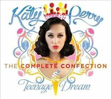 Teenage Dream [The Complete Confection Clean] by Katy Perry (CD, Mar-2012,...