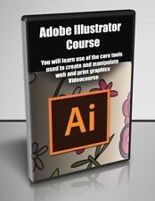 Adobe Illustrator Course  - Video Course for Digital Download